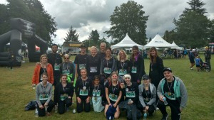 NOVO Dental Team supporting Run for Water Abbotsford