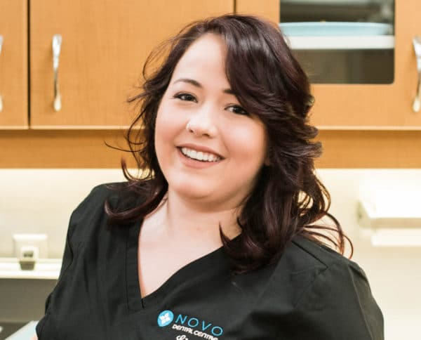 Lizzy - NOVO Dental Assistant