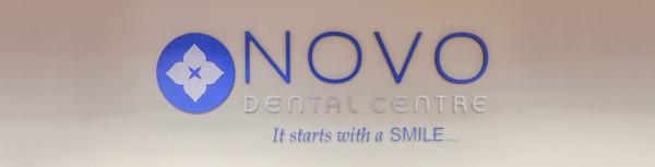 LOGO NOVO Dental Centre