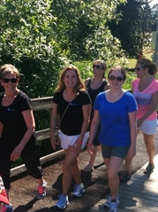 Crohn's Gutsy Walk - Abbotsford - NOVO Dental Team