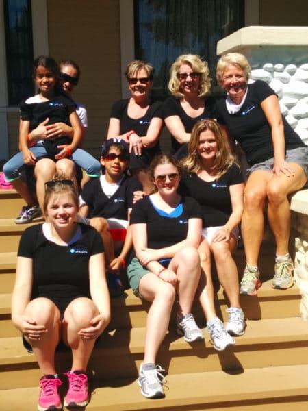 NOVO Dental Team at Abbotsford Gutsy Walk