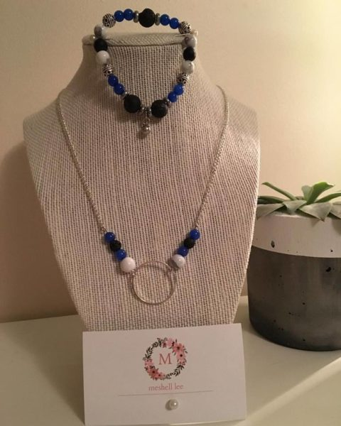 NOVO Prize - Lava Bead Essential Oils Necklace