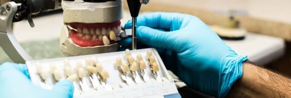 Denturist - Ajay - Tooth Shade Matching