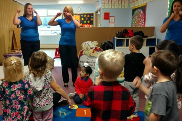 NOVO Dental teaching flossing