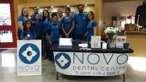 NOVO Dental Team at Abbotsford UFV
