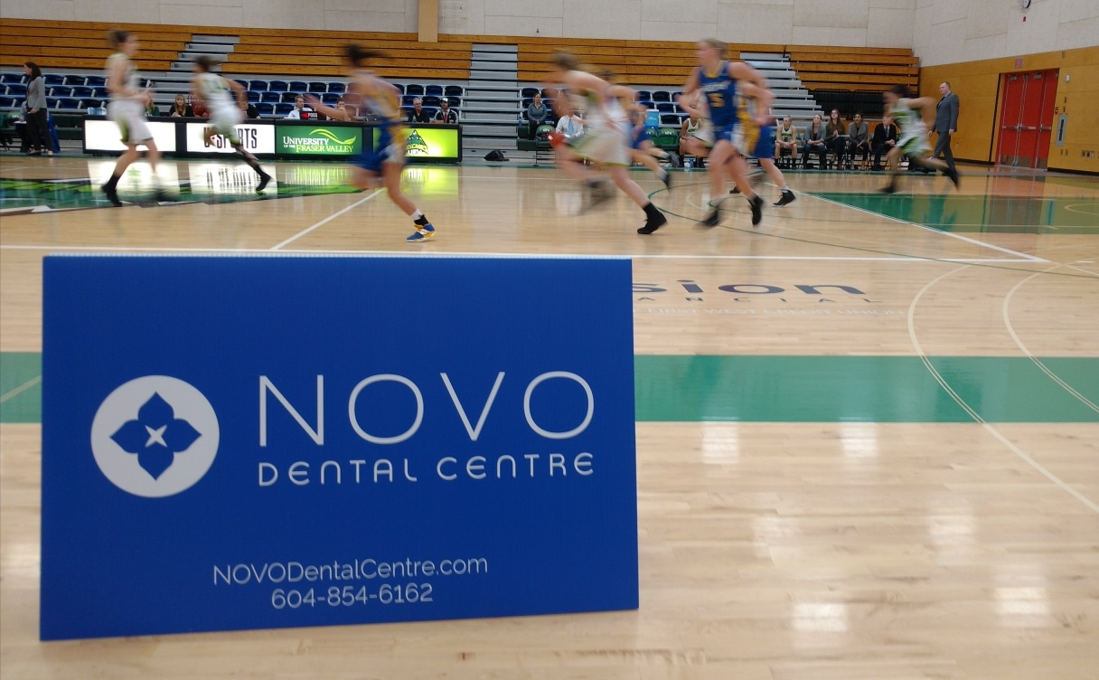 NOVO Dental supporting UFV Cascades