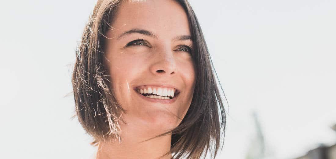NOVO Dental Centre Beautiful smile and white teeth