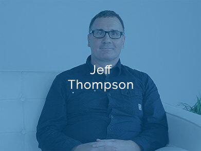 Jeff Thompson video testimonial