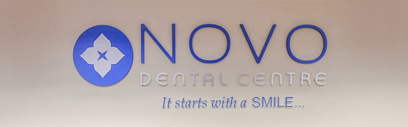 LOGO NOVO Dental Centre