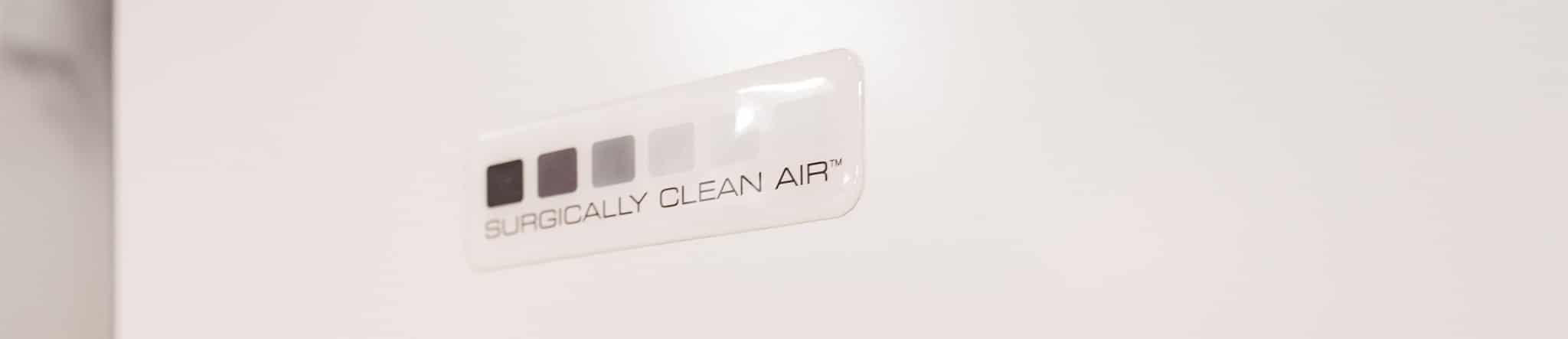 Dental Surgery specialty clean air equipment