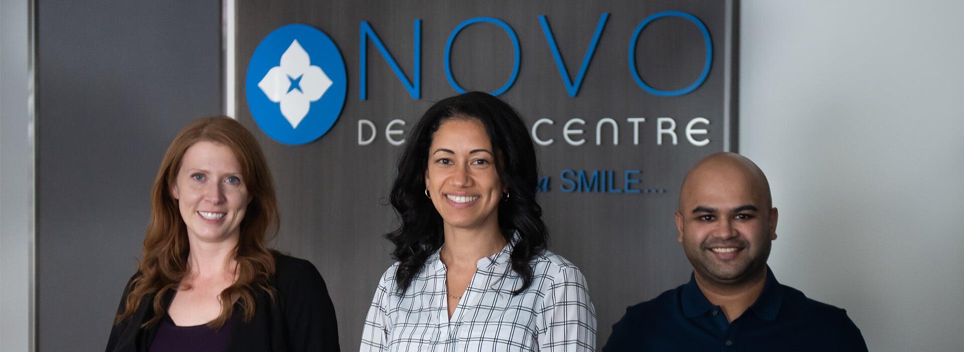 NOVO Dental Center - Dental Care Team
