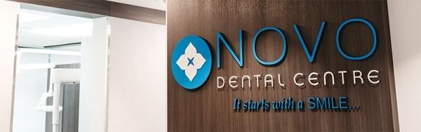 NOVO Dental Centre clinic office